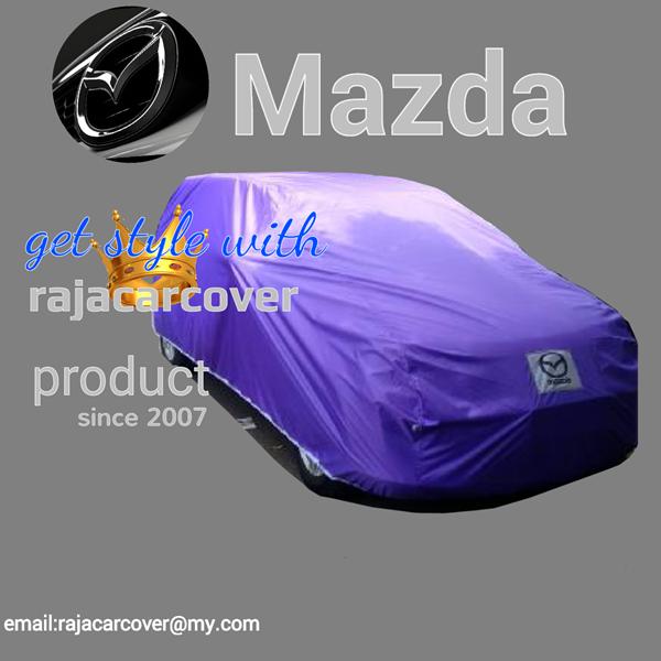 Selimut Mobil Mazda 2 Polos