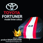 Raja Car Cover ( Selimut Mobil ) Fortuner Kombinasi 1