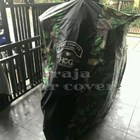 Cover Motor Harley Davidson Type Warna Tentara 1