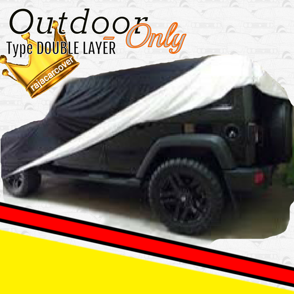Sarung Mobil Khusus Outdoor Double Layer