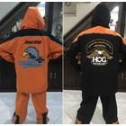 Jas Hujan Spesial Touring Rider Motor Harley Davidson 1