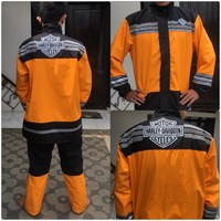 Rain Coat Harley Davidson