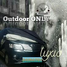 Selimut Mobil Daihatsu Luxio Outdoor