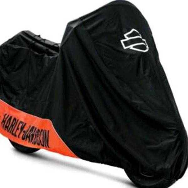 Harley Davidson Cover Selimut Motor Gede