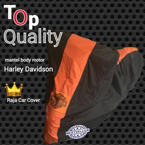 Motor Cover Garis Harley Davidson Tipe 2