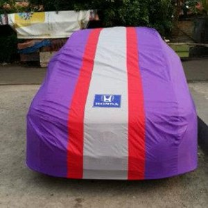 Selimut Mobil BRV Kombinasi Three Colour
