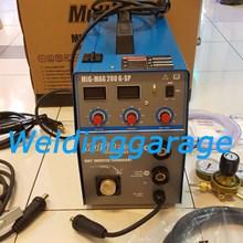Mesin Las MultiPro Mig - Mag 200 G-SP
