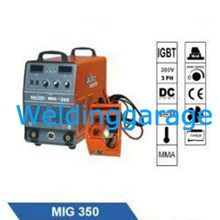 Mesin Las Inverter Jasic MIG-350 - MIG IGBT Series