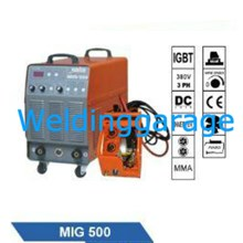 Mesin Las Inverter Jasic MIG-500 - MIG IGBT Series