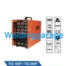 Mesin Las Inverter Jasic TIG 180P-200P - TIG V-MOS Series