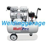 Jual Kompresor Angin dan Suku Cadang MultiPro OLC 100E - 24 HS - Oil Less Air Compressors