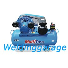Kompresor Angin dan Suku Cadang MultiPro VBC 100 - 100 HS - Belt Drive Air Compressors