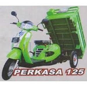 Dari motor roda tiga new perkasa 125 moko (modifikasi) 2