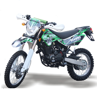 Happy Motorcycle MX 200R Adventure