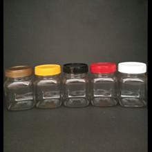 Toples Jar Kotak 200 Ml