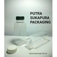 Botol Kale Kotak 250ML 1