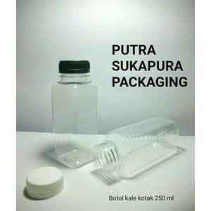 Botol Kale Kotak 250ML