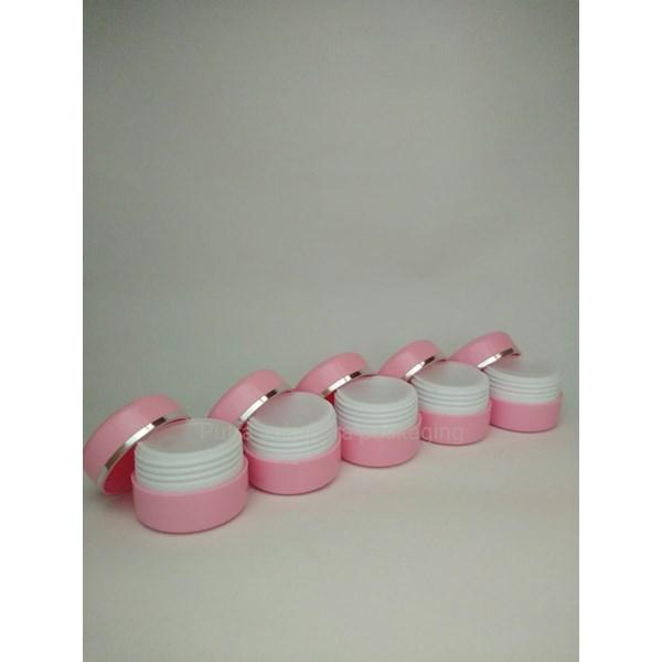 Pot Cream PP 12 Koma 5 Gram Pink