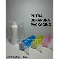 Botol BR Fliptop 100ML  1