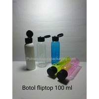 Distributor Botol BR Fliptop 100ML  3