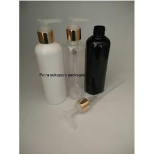 Botol Lotion Pump 250ML Import