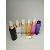Distributor Botol Spray 100ML Tutup Metal 3
