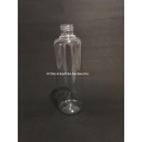 Botol PET 250 ml Natural Neck 24 Tanpa Tutup 1