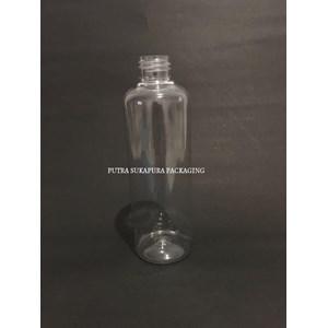 Botol PET 250 ml Natural Neck 24 Tanpa Tutup