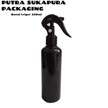 Botol Spray Trigger 250 ml Hitam