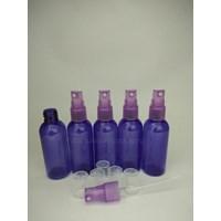 Botol Spray 60ml Ungu 1