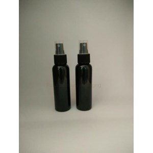 Botol Spray 100ml Hitam
