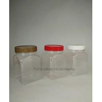 Toples Plastik Kotak 300 ml