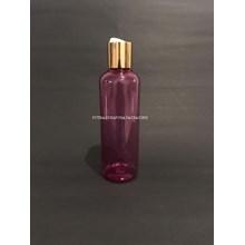 Botol Disctop 250 ml Pink Tutup Aluminium Gold