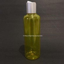 Botol Disctop 250 ml Kuning Tutup Aluminium Silver
