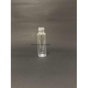 Botol BR PET 27 ml Natural Tanpa Tutup