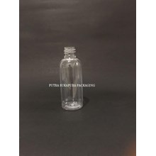 Botol BR PET 60 ml Natural Tanpa Tutup