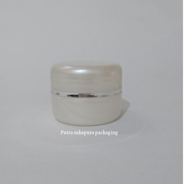 Pot Cream PP Mutiara 12.5 gr