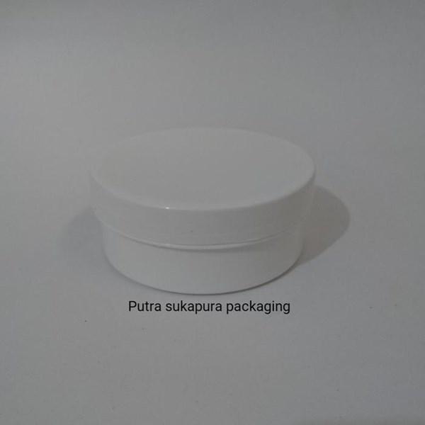 Pot Lulur 250 gr Putih