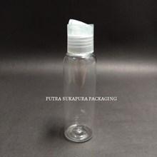 100 ml Presstop Bottle Natural Natural Lid
