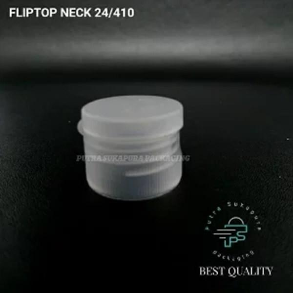 TUTUP BOTOL FLIPTOP NECK 24