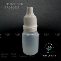 BOTOL TETES 10 ML PROPOLIS NATURAL