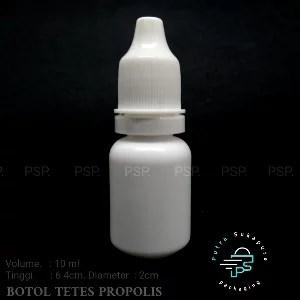 BOTOL TETES 10 ML PROPOLIS DOF