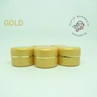 POT PP 12.5 GR GOLD POT CREAM 12.5GR WARNA GOLD