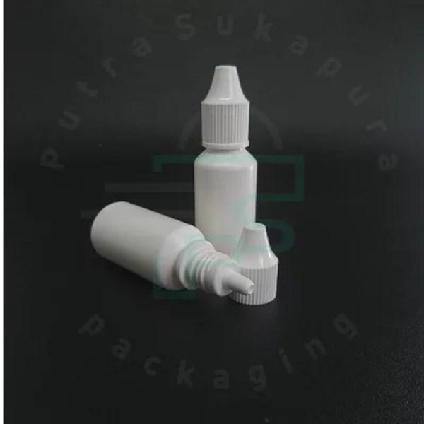 BOTOL TETES 15 ML NON SEGEL SUPER WHITE