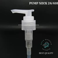 BOTOL PUMP 70 ML CLEAR MODEL TUBULAR