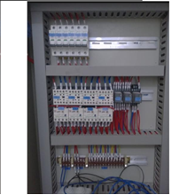 Control Panel Exhaust Fan