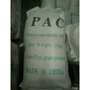 Poly Aluminium Chloride (First Grade)