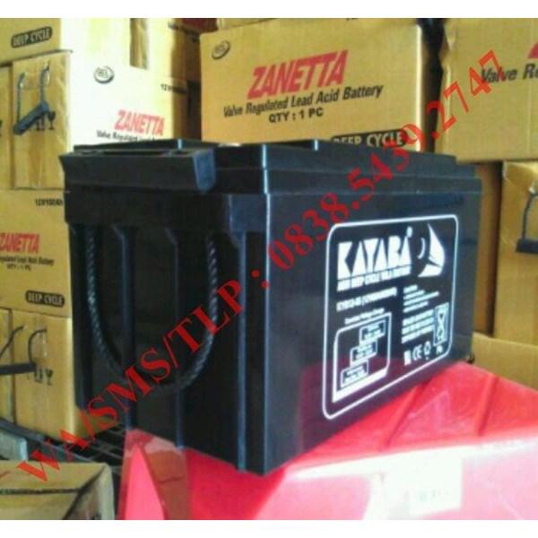 AGM Batteries Aki Kayaba 12V 65 Ah