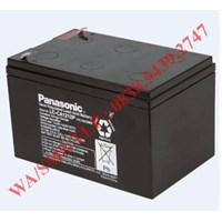 Battery Panasonic Battery 12 Ah