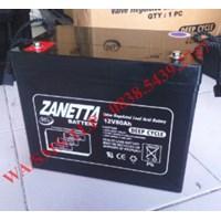 Baterai Aki Zanetta 12v 80ah